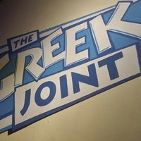 Photo taken at The Greek Joint by Myke H. on 2/23/2015