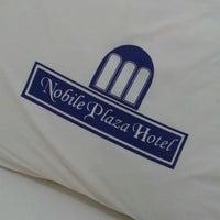 Foto tirada no(a) Nobile Plaza Hotel por Máyra R. em 10/6/2014
