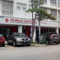 Photo taken at Public Mutual Shah Alam Branch by Mohd Owais on 2/20/2017