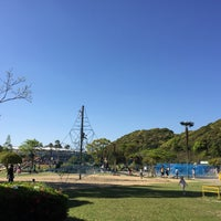 Photo taken at Nagasaki Prefectural Sport & Recreational Park by idaka on 4/23/2017