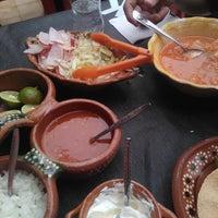 Photo taken at El Maíz Azteca by Aaron S. on 2/26/2014
