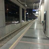 Photo taken at Ataevler Metro İstasyonu by Fatih A. on 11/3/2013