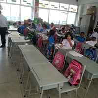 Photo taken at Ban Kayee Municipality School by Nurdeen D. on 5/23/2013
