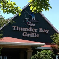 Photo taken at Thunder Bay Grille by Garry K. on 7/13/2013