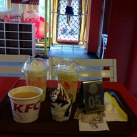 Photo taken at KFC by Puspa Y. on 12/13/2014