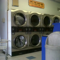Photo taken at Coin Laundry by Pete C. on 3/7/2013