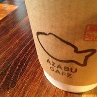Photo taken at AZABU by Jiwon J. on 11/6/2012
