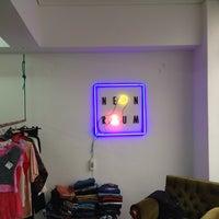 Photo taken at Neon Raum by Eleni M. on 12/31/2013