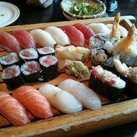 Photo taken at Taro Sushi by Will H. on 4/9/2013