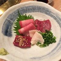 Das Foto wurde bei 神泉ホルモン 三百屋 von YAMA K. am 7/30/2016 aufgenommen