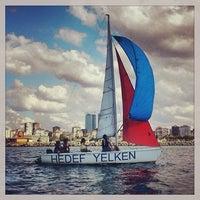 Photo taken at Setur Kalamış - Fenerbahçe Marina by Deniz on 10/20/2013
