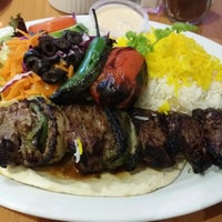 Photo taken at Fanoos Grill by Gene R. on 4/1/2014
