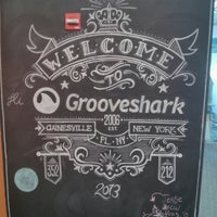 Photo taken at Grooveshark NYC HQ by Richard B. on 4/4/2013