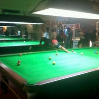 Photo taken at GT Snooker by Azeem H. on 1/25/2013