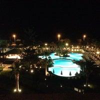 Photo taken at Mediterranean Restaurant Sheraton by Dimitris P. on 8/17/2014