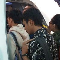 Photo taken at JT24 CGK-DPS / Lion Air by Bambang R. on 3/17/2014