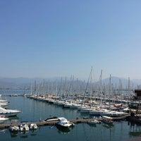 8/17/2014 tarihinde Ali O.ziyaretçi tarafından Ece Saray Marina Resort'de çekilen fotoğraf