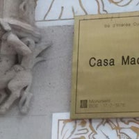 Foto tomada en Palau Macaya por Jordi P. el 7/1/2014