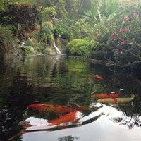Photo taken at Jardin D'eau by Antonis on 5/28/2014