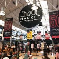10/16/2018 tarihinde DH K.ziyaretçi tarafından Time Out Market Lisbon'de çekilen fotoğraf