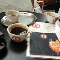 Das Foto wurde bei Berlin Coffee von DH K. am 9/4/2016 aufgenommen
