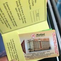Photo taken at Madani Hotel by Muhammad F. on 2/10/2018