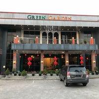 Photo taken at Green Garden Hotel Berastagi by Muhammad F. on 2/8/2018