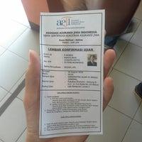 Photo taken at UNISMA BEKASI by Christo A. on 8/16/2014