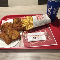 Photo taken at KFC by Jerry S. on 3/10/2017