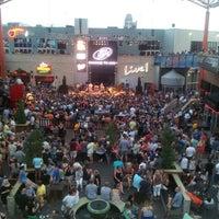 Photo taken at Kansas City Live! by Jenna S. on 6/22/2013