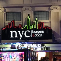 Photo taken at NYC Burgers & Dogs by Santiago S. on 5/21/2017