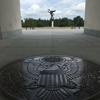 Photo taken at Henri-Chapelle American Cemetery and Memorial by Delphine L. on 7/17/2016