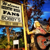 Photo taken at Bobby's Idle Hour Tavern by Don F. on 11/8/2013