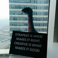 Photo taken at Publicis G4 by ChEd L. on 3/3/2014