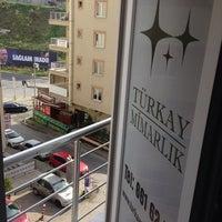 Photo taken at Türkay Mimarlık by Türkan A. on 1/6/2014