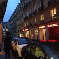 Photo taken at Belloy Saint Germain by Fabiola G. on 12/3/2013