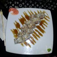 Photo taken at Tasuka Sushi & Lounge by Pablo M. on 1/15/2014