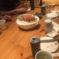 Photo taken at Sasano Sushi House by Timothée L. on 8/17/2016