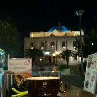 Photo taken at Indigo Cafe by Giannis G. on 10/26/2012