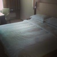 Das Foto wurde bei Sheraton Munich Westpark Hotel von Tobias F. am 3/22/2013 aufgenommen