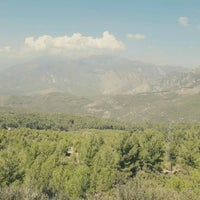 Photo taken at Seyir Tepesi by Hasan A. on 9/11/2016