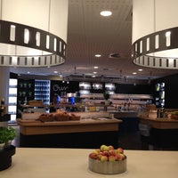 Photo taken at SAS Business/Scandinavian Lounge by ny7ny T. on 4/27/2013