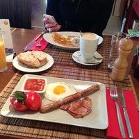 Photo taken at Culinaris by Robi Dálnoki on 3/2/2013