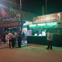 Photo taken at مضيف أبي الفضل العباس by Sjalal A. on 11/7/2013