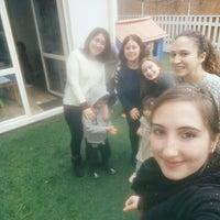 Photo taken at Meşe Palamudu Kreş Anaokulu by Aslı Ü. on 12/30/2015