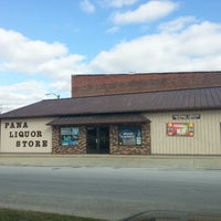 Photo taken at Pana Liquor Store by Adam N. on 10/16/2013