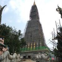 Photo taken at Wat Pa Phu Thap Boek by Pum P. on 3/5/2016