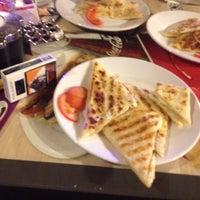 Photo taken at Saraybosna Cafe by Burak K. on 10/31/2013