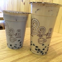 Photo taken at 貢茶(공차) / GONG CHA by Alvin on 12/22/2015