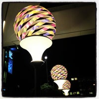 Photo taken at Tivoli Hotel & Congress Center by Kim H. on 1/3/2013